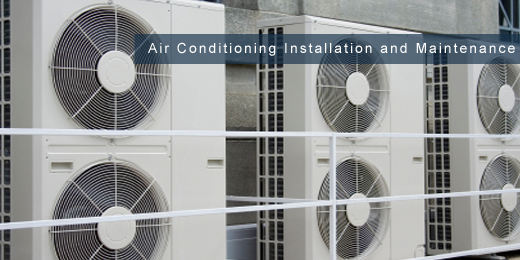 Air Conditioning Installation and Maintenance Building Services