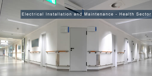 Electrical Installation and Maintenance Building Services Health / Hospital Sector