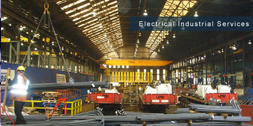 industrial electrical service sector image