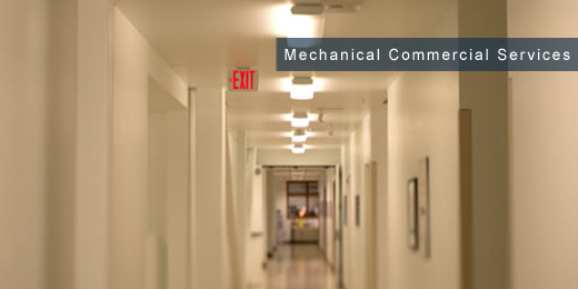 commercial mechanical engineering services