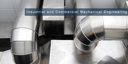 industrial mechanical engineering services