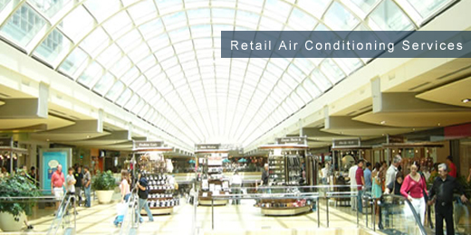 Air Conditioning Installation and Maintenance Building Services Commercial / Retail Sector