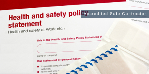 Approved Safe Contractor